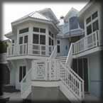 Absolute Home Improvements Inc Milwaukee deck building contractor services for cedar decks, ipe decks, pressure treated decks, composite decks, aluminum decks and pvc decks.