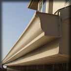 Absolute Home Improvements Inc Milwaukee gutters contractor and the manufactures we use.