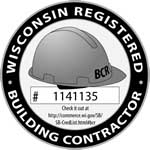 Absolute Home Improvements Inc Wisconsin building contractor license