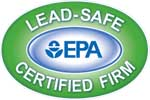 Absolute Home Improvements Inc is a EPA Lead Safe Certified Firm